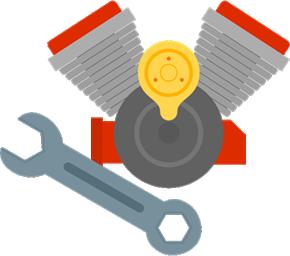 Tuningové úpravy a prestavby - ikona